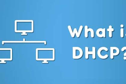 Apa itu DHCP (Dynamic Host Configuration Protocol) ?
