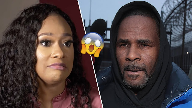 R. Kelly's Ex-GF Claims Singer Had S*x With Aaliyah's Mother