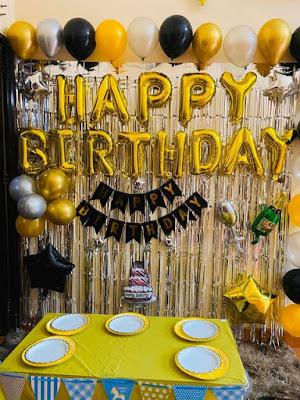 Cửa hàng bán bóng trang trí sinh nhật tại Nghĩa Tân