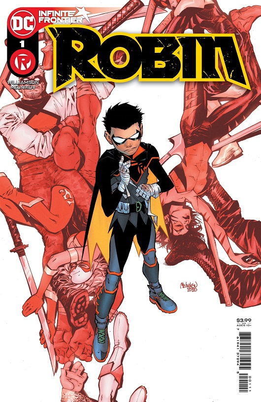 Cover of Robin #1
