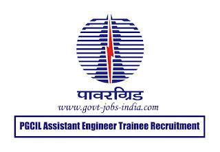 PGCIL AET Recruitment 2020