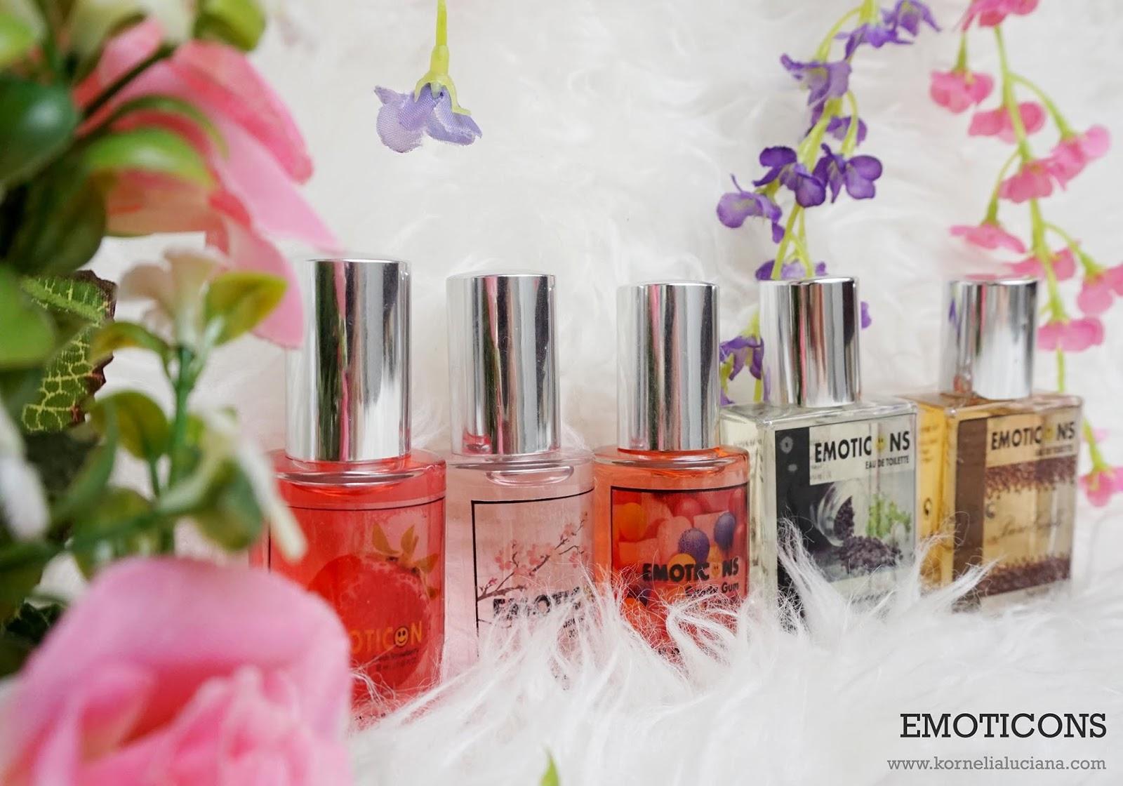 Parfum Lokal Murah Dan Unik Wanginya Kornelia Luciana