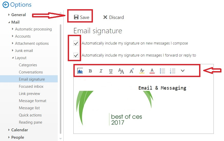 How to add a Signature in Hotmail - Wiki Hotmail - wwwhotmail login