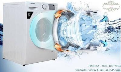 Ưu điểm của Giặt ướt không sấy/ giặt ký tại giặt là QAP