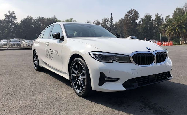 BMW presenta el Serie 3 hecho en México
