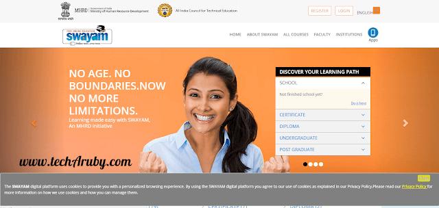 Swayam online education