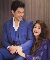 हर्ष नागर अपनी पत्नी के साथ
