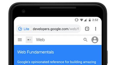 Cara Mengaktifkan Mode Lite agar Hemat Data Di Aplikasi Browser Google Chrome