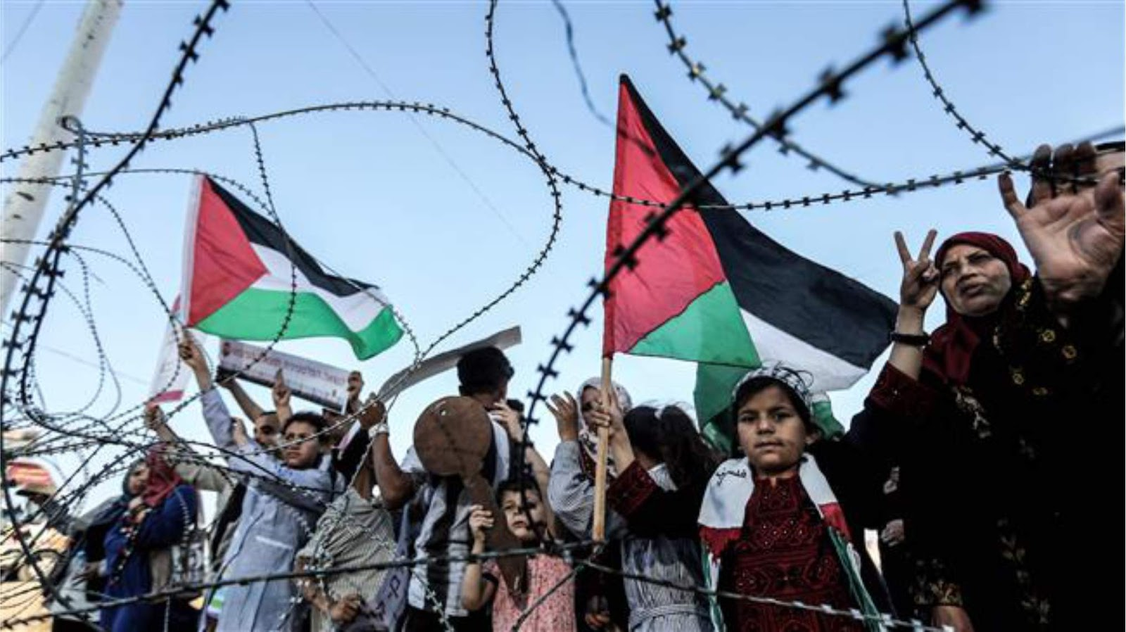 NST- Hak Asasi Manusia - Palestina dan sebab-sebab lainnya