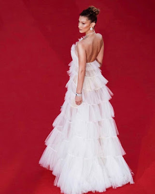 Bella Hadid Cannes film festival 2019 looks