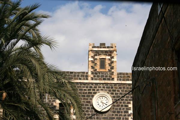 Iglesia de San Pedro en Tiberíades