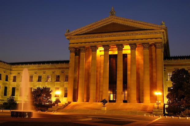 Brunette Free Visit Philadelphia Museum Of