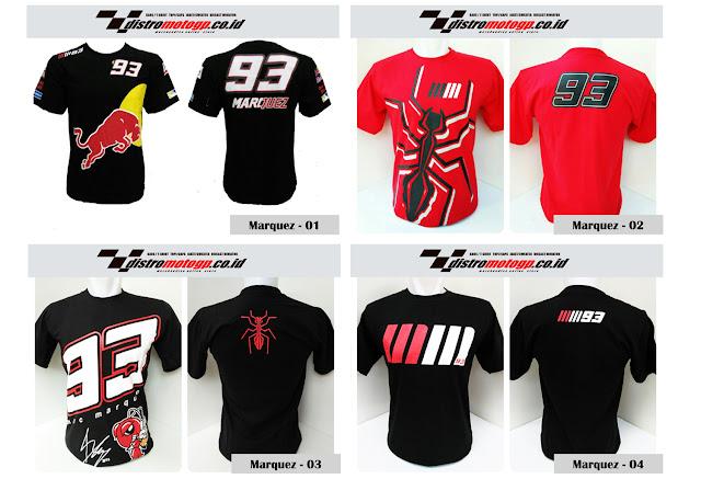 T Shirt Marc Marquez Terbaru