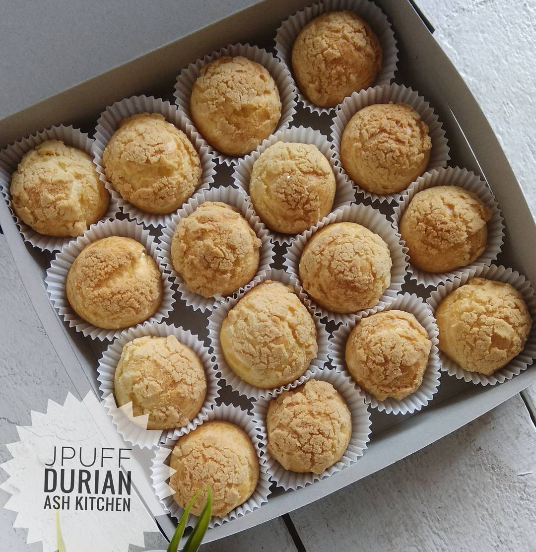 cream puff durian
