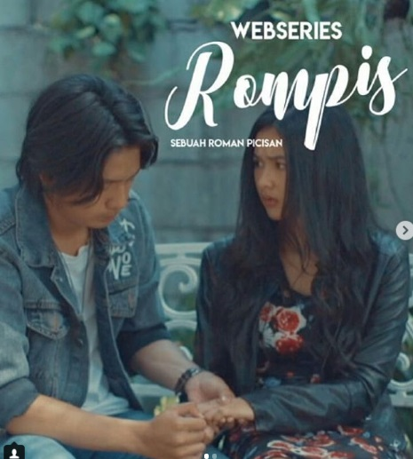 Sukses Bikin Baper di Sinetron dan Layar Lebar, Rompis Akan Hadrikan Versi Webseries
