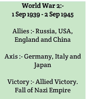 World war 2 facts causes