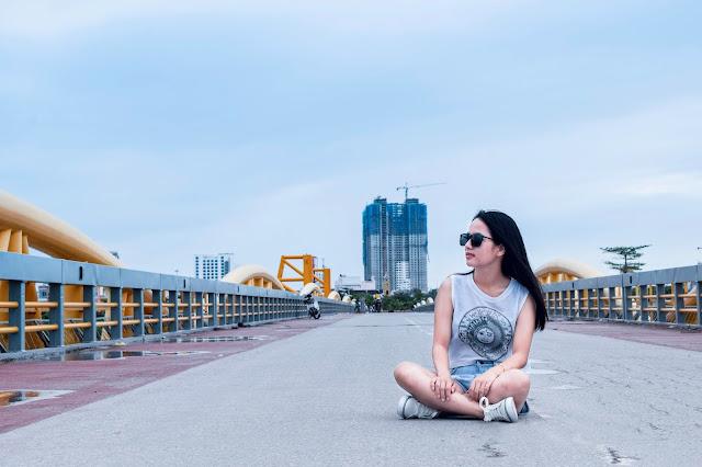 Cau Nguyen Van Troi Da Nang_Chup anh Da Nang