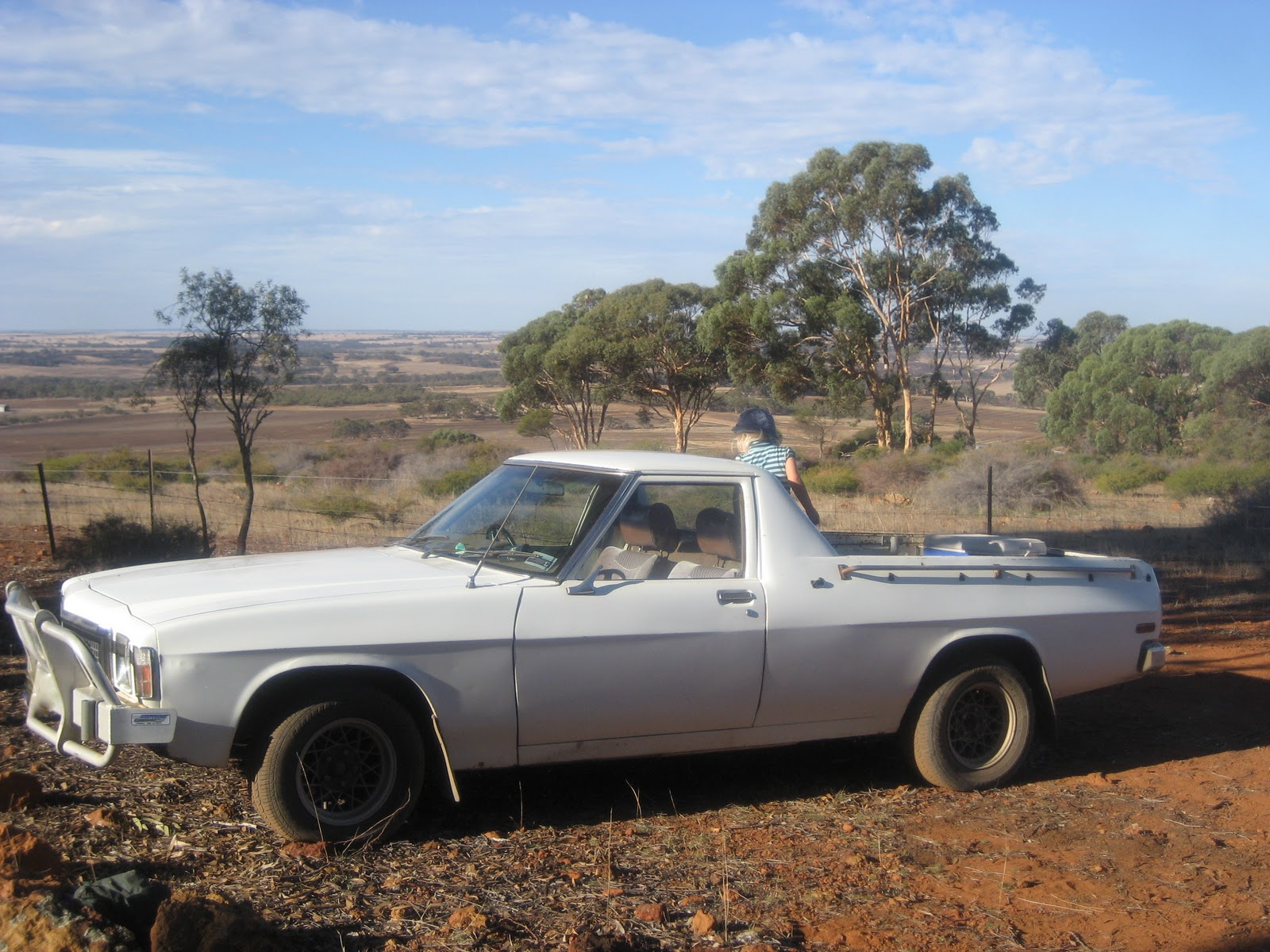 Life In The Country Ute Town