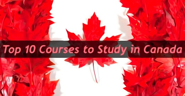 Professional degree courses in Canada