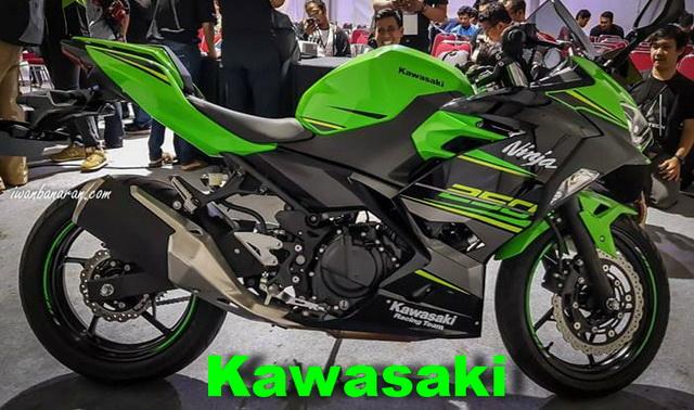 New Kawasaki 250 fi 2018 Dengan Power Lebih Besar