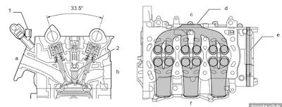 mesin 1 KR Toyota Daihatsu