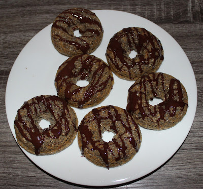 Oh She Glows Out-the-Door Chia Power Doughnuts
