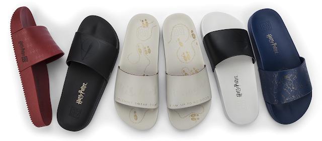Zaxy, marca de calçados do grupo Grendene, lança coleção inspirada em 'Harry Potter' | Ordem da Fênix Brasileira