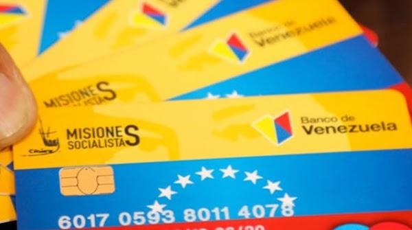 """500 mil  beneficiarios con el nuevo incremento en la """"Tarjeta Misiones Socialistas"""""""