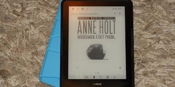 """""""Błogosławieni, którzy pragną..."""" Anne Holt recenzja książki"""