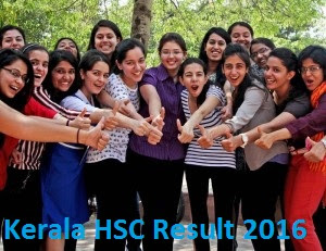 kerala hsc results 2016, kerala 12th results 2016, kerala puls two results 2016