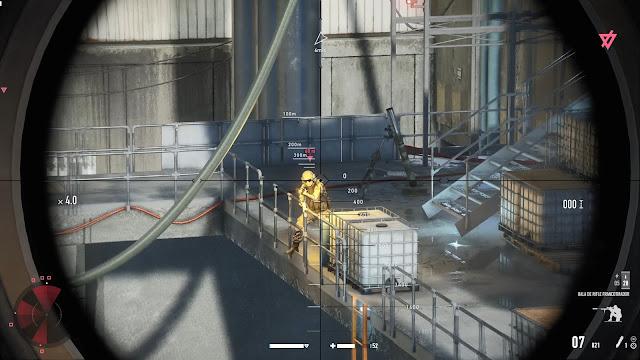 Francotirador Sniper Ghost Warrior Contracts 2 Elite Edition para PlayStation 5