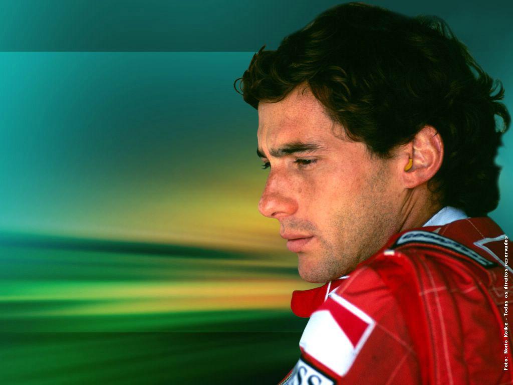 Não Importa O Que Você Seja Quem Ayrton Senna: Meu Pequeno Paraíso: Abril 2013