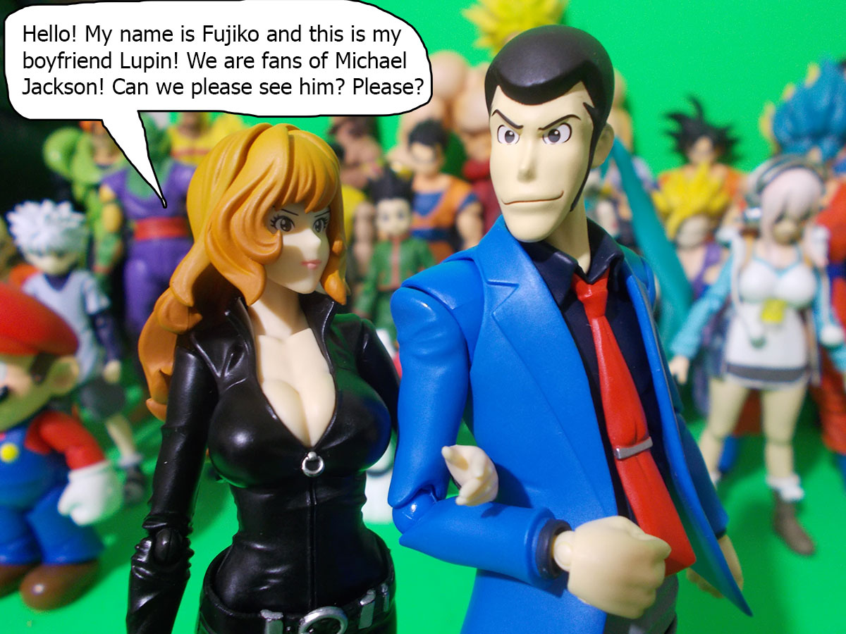 figuarts - Fujiko and the Diamond Bear 17-please