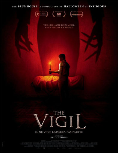 pelicula The Vigil