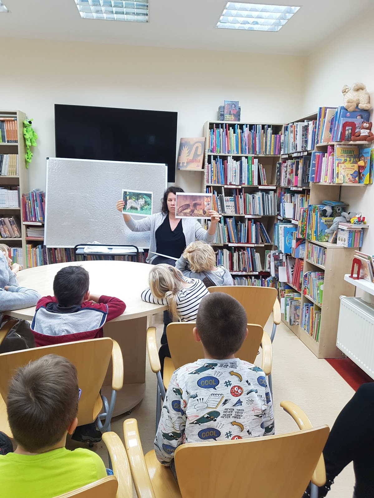 Miejska Biblioteka Publiczna Filia Nr 16 W Olsztynie