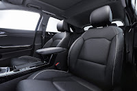 Kia Ceed Hatchback (2018) Interior