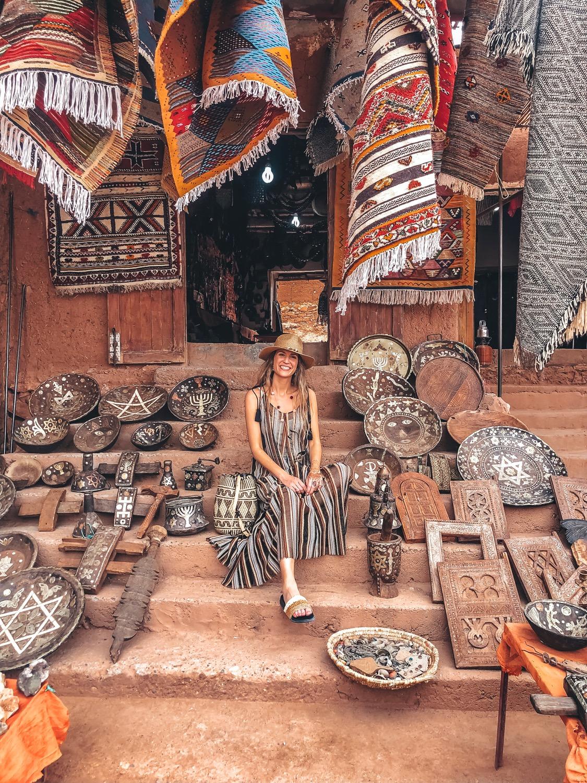 que ropa llevo viaje a marruecos