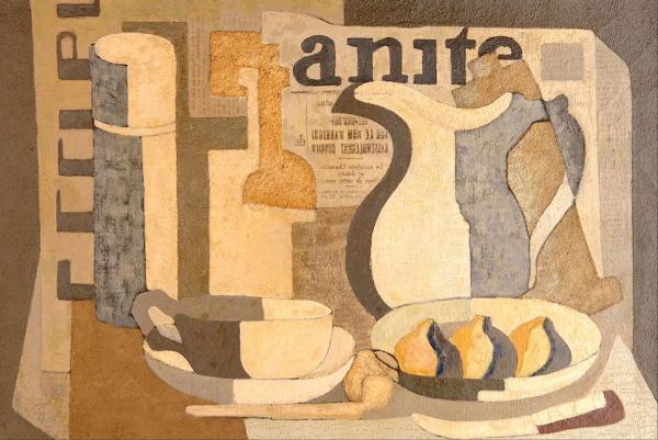 Homenaje a Picasso, 1927