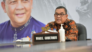 Di Tengah Pandemi Covid-19, Pemprov Riau Tetap Komit Tingkatkan Derajat Pendidikan