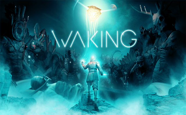 Introspective action/meditation adventure Waking is out today on PC and Xbox One!
