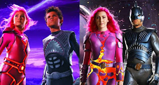 We Can Be Heroes (2021) Sharkboy And Lavagirl Return In New Netflix Movie