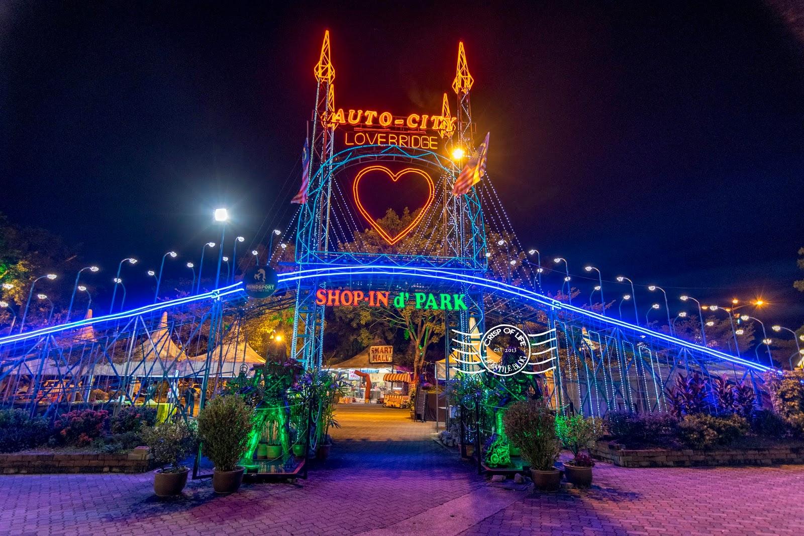 Challenge Yourself at Juru Auto City October Halloween Month