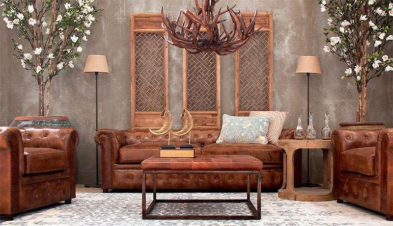 La web de la decoracion y el mueble en la red conjunto for Tresillos modernos