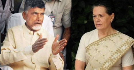 Chandrababu Naidu will not share stage with Sonia Gandhi at Telangana rally: Congress