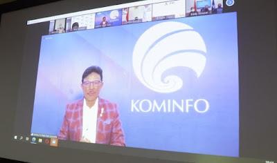 Keterbukaan Informasi Publik Jadi Modal Pemerintahan Digital Indonesia