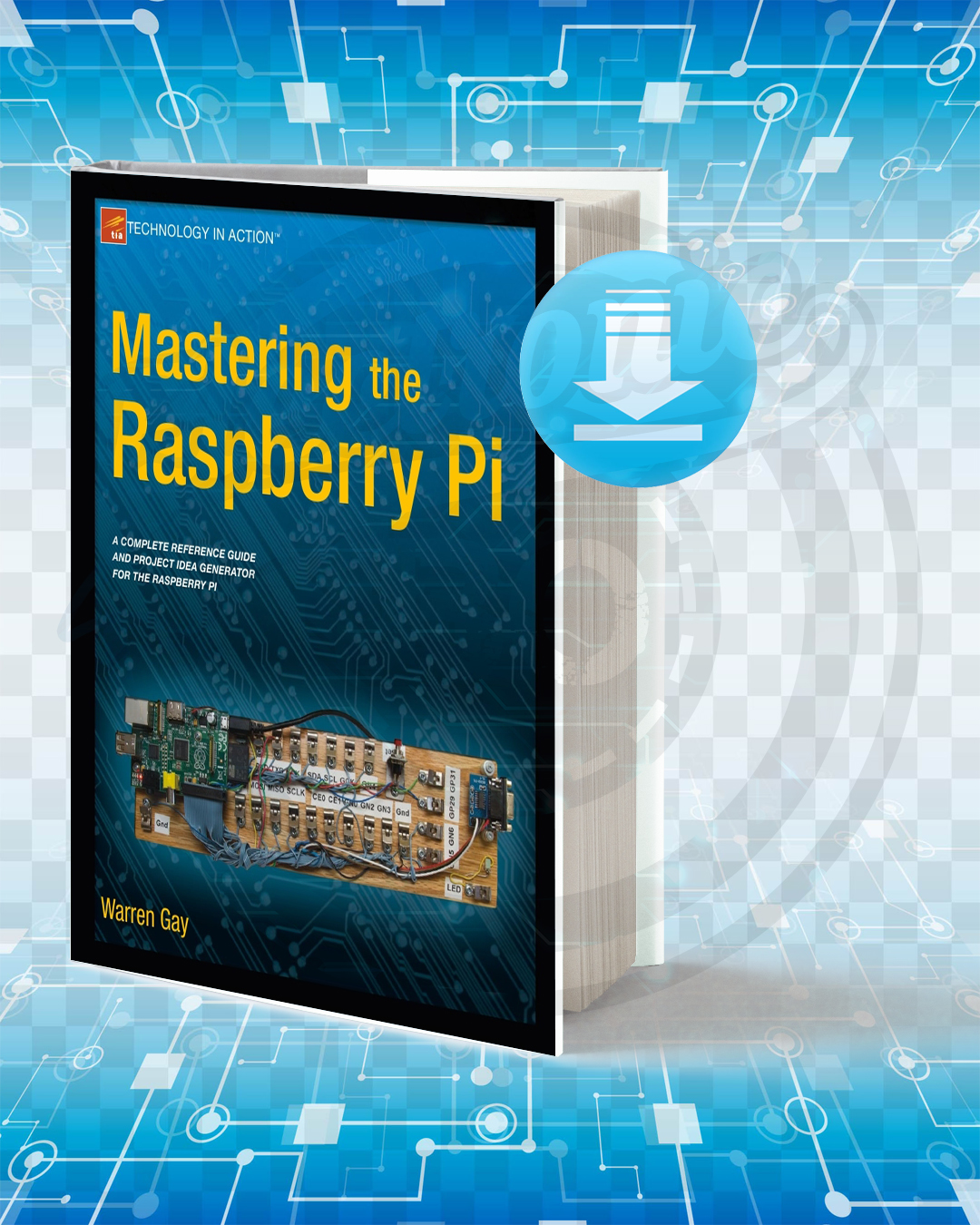Free Book Mastering the Raspberry Pi pdf.