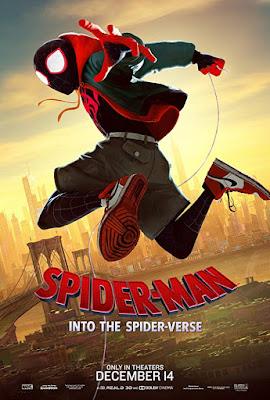 Sinopsis Spiderman into the spider-verse