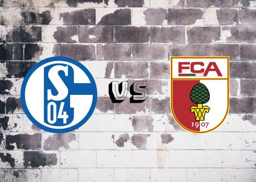Schalke 04 vs Augsburg  Resumen