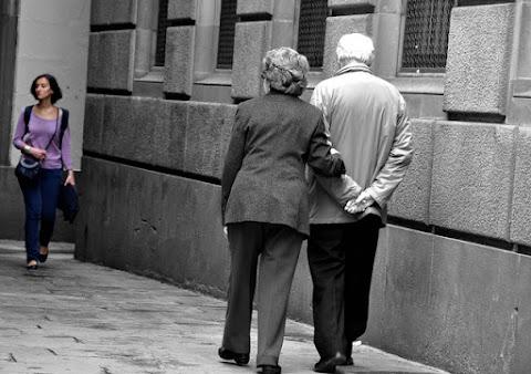 Anglia legidősebb házaspárja ezt üzeni a társkeresőknek