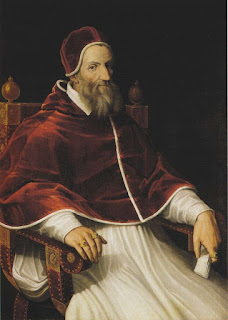 Pope Gregory XIII took his papal name in honour of another reformer, Gregory I
